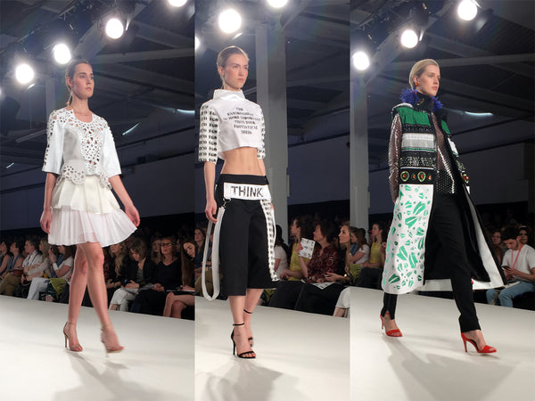 Bath Spa University Graduate Fashion Week - Erebus