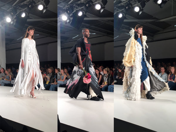 Graduate Fashion Week 2016 Edinburgh College of Art - Erebus