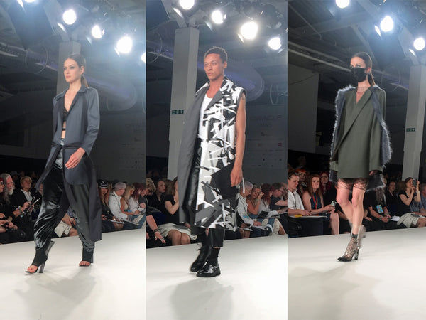 Ravensbourne University Graduate Fashion Week - Erebus