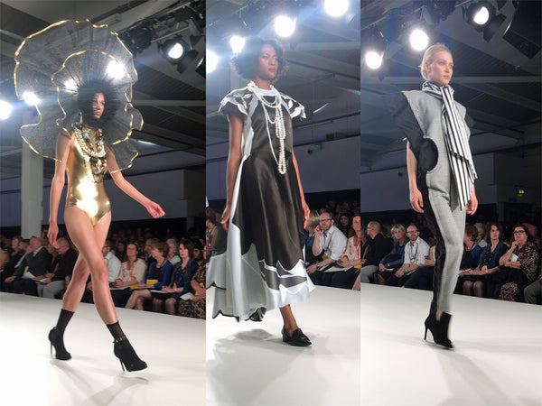 University of Creative Arts UCA Epsom Graduate Fashion Week - Erebus