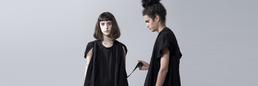 Shop Emerging Avant-garde Non-gender Brand Vague at Erebus