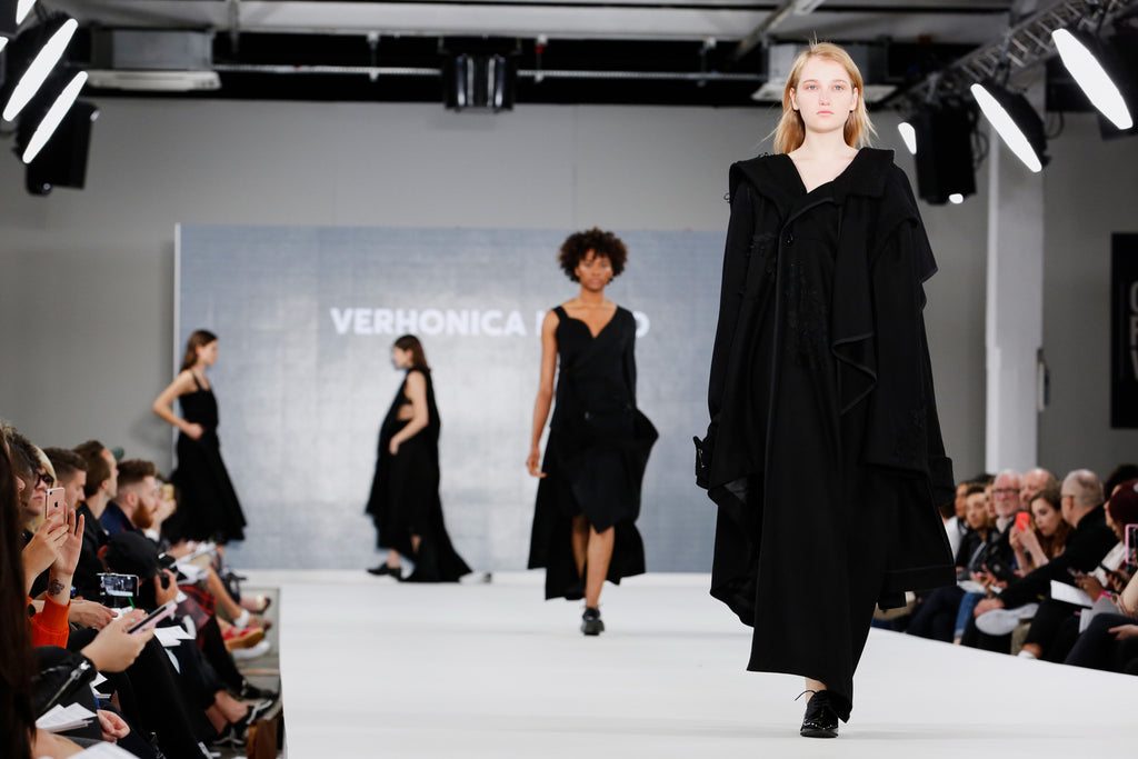 Graduate Fashion Week 2017: Ravensbourne Verhonica Mateo Photo by Christina Mitrea - Erebus