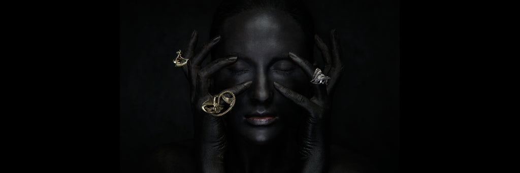 Shop Emerging Avant-garde Innovative Jewellery Brand Yaron Shmerkin at Erebus