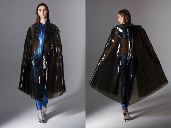 Yvan Andreu New Space Age AW16 - Erebus
