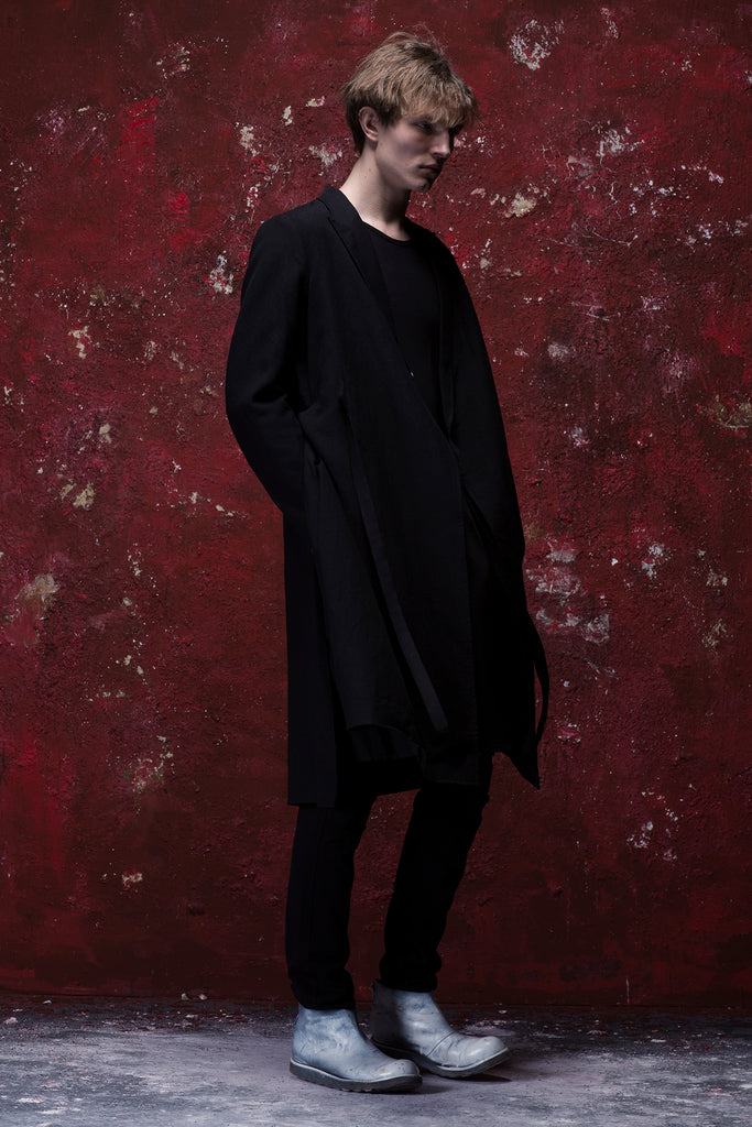 Misomber Nuan Self #14 Autumn Winter 2017 Menswear - Erebus