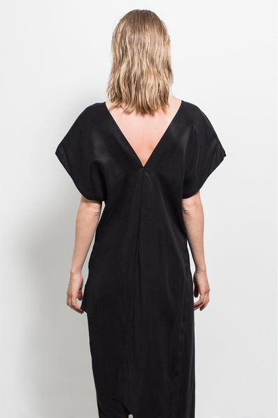Shop Emerging Contemporary Womenswear brand Too Damn Expensive Long Top at Erebus