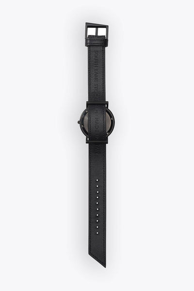 Shop emerging avant-garde accessory brand South Lane Avant Diffuse Watch Black - Erebus