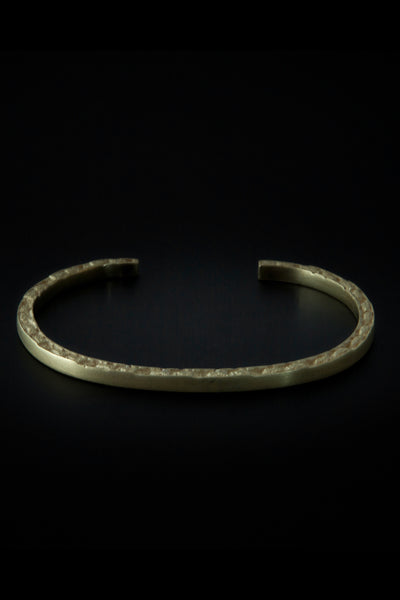 Shop emerging slow fashion unisex jewellery brand Møsaïs Gold Broken Bracelet S - Erebus