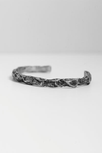 Shop Emerging Avant-garde Jewellery Brand OSS Cannibal Bangle at Erebus