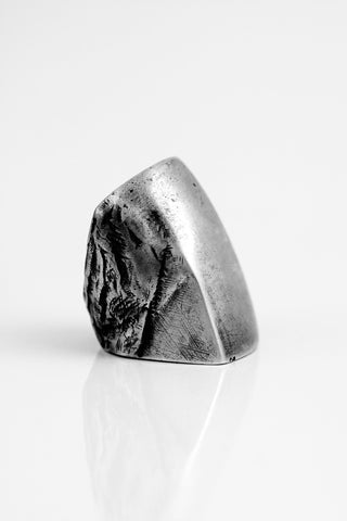 Shop Emerging Avant-garde Jewellery Brand OSS Cannibal Ring at Erebus