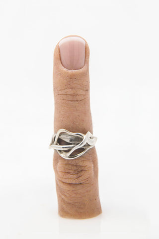 Shop Emerging Conceptual Jewellery Brand v_master INTSTNL Ring at Erebus