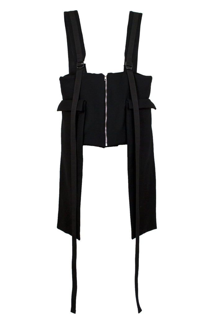 Shop Emerging Slow Fashion Avant-garde Menswear Designer Marco Scaiano Lambert Belt Corset at Erebus