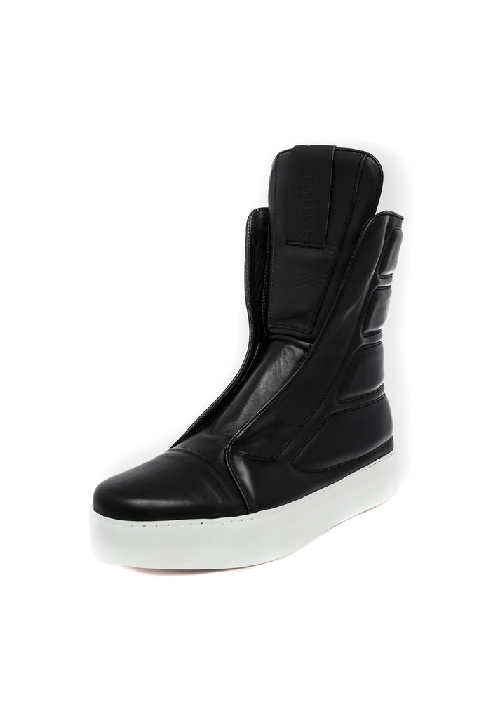 top leather sneakers