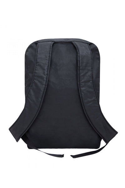 Shop Emerging Unisex Street Brand Monochrome Black Line Backpack at Erebus