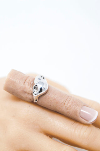 Shop Emerging Conceptual Jewellery Brand v_master Septum INT Ring at Erebus