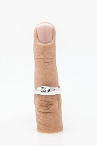 Shop Emerging Conceptual Jewellery Brand v_master Septum BEG Ring at Erebus