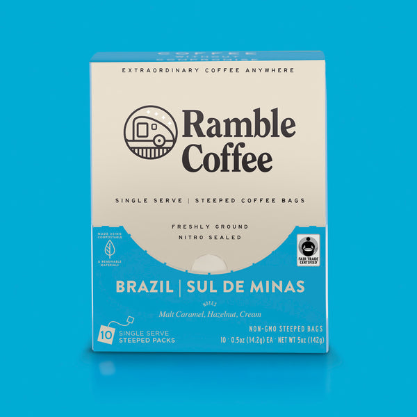 SINGLE-SERVE PACK - BRAZIL | SUL DE MINAS