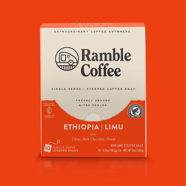 SINGLE-SERVE PACK - ETHIOPIA | LIMU