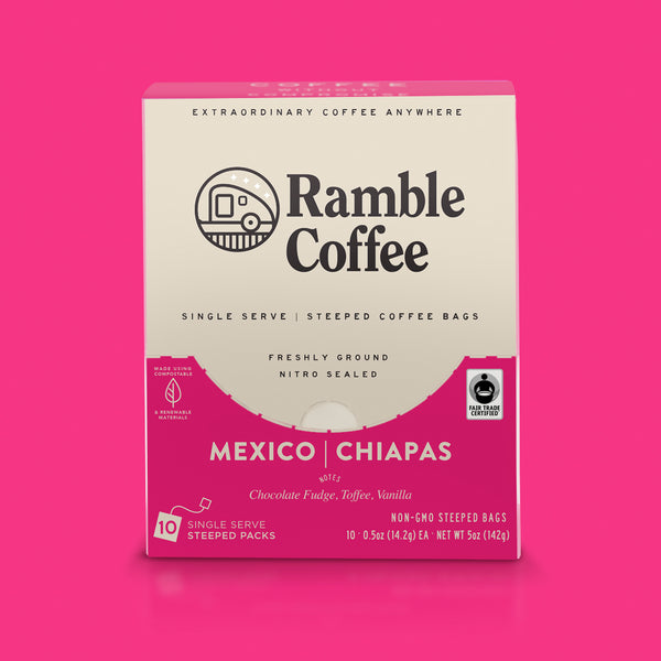 SINGLE-SERVE PACK - MEXICO | CHIAPAS