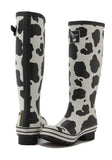 Evercreatures Cow Tall Wellies