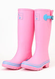 Evercreatures Pastel Pastures Tall Wellies