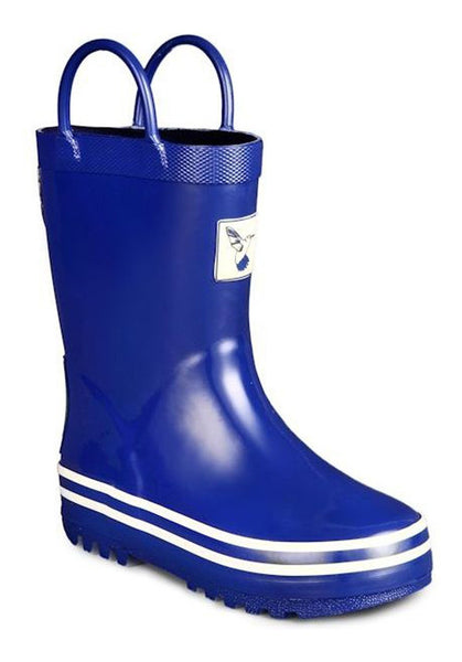 Little Creatures Blue Kids Wellies