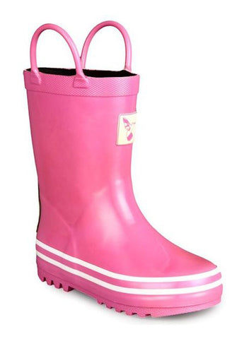 Little Creatures Pink Kids Wellies