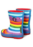 Little Creatures Rainbow Kids Wellies