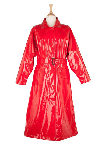 Carnaby PU Full Length Raincoat