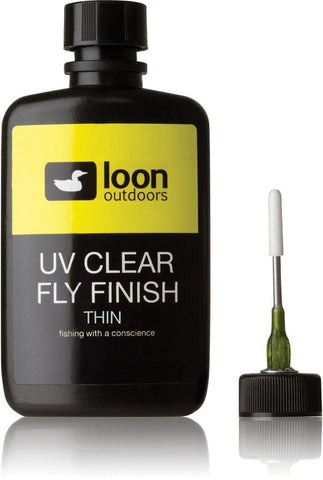 Loon clear Fly finish 2 oz