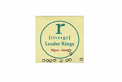 Riverge Leader rings 3mm