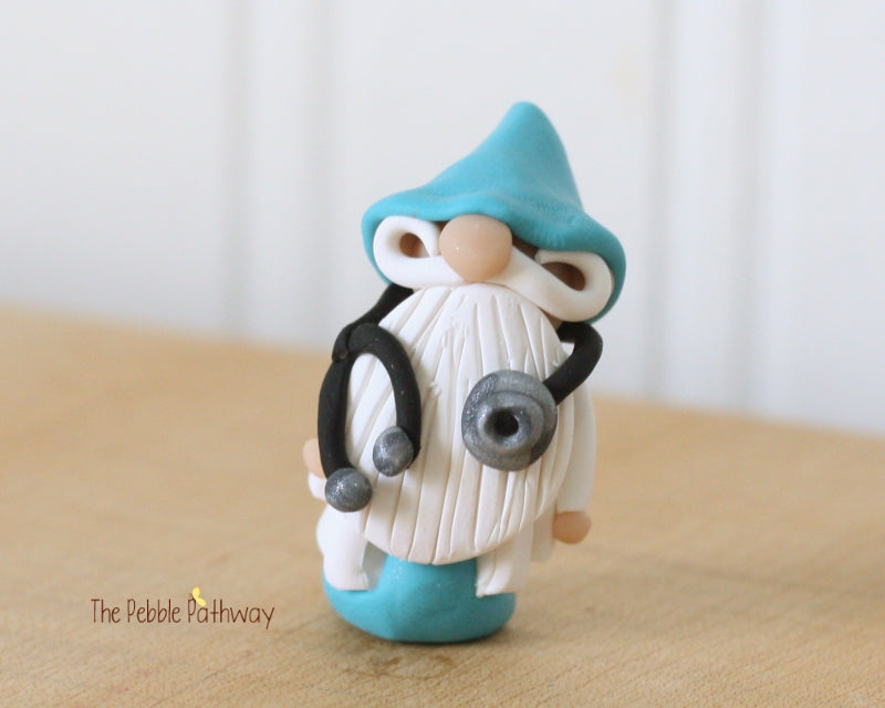 Career Gnome - Doctor - ThePebblePathway