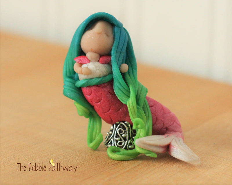 Mermaid Fairy - ThePebblePathway