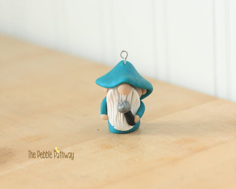 Career Gnome - Singer Gnome - Customization avaliable - custom gnomes - ThePebblePathway