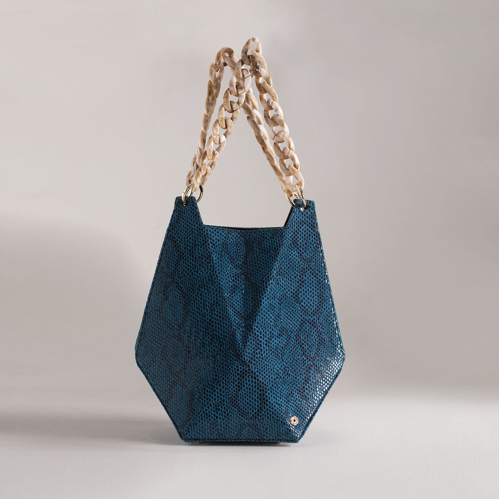 Hexella Hobo Blue Small