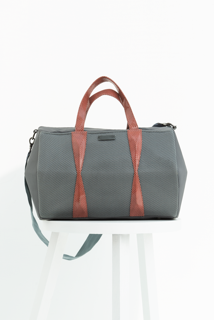 WARP Grey Activewear Duffle