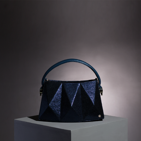 Hexella Minibag Midnight Blue