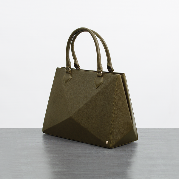 Hexella Large Tote Olive