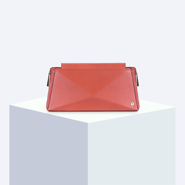 Poppy Orange Wallet-on-Chain