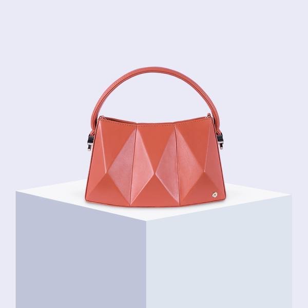 Hexella Minibag Poppy Orange