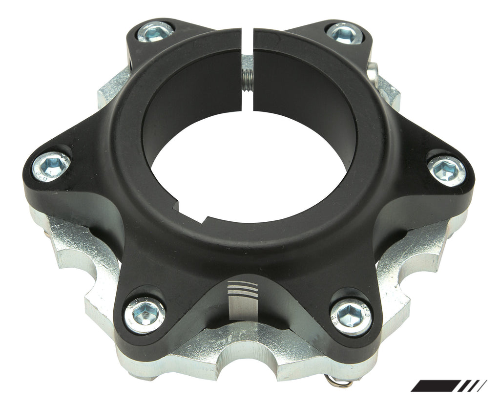 Compkart Brake Disc Carrier Black 50mm