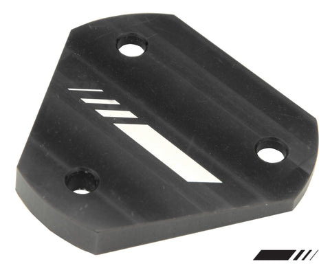 Compkart Steering Boss Wedge - 7 Deg In Black