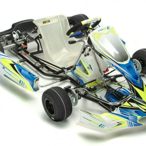 Compkart Covert 3.0 'KZ' Racing Kart 2017 Rolling Chassis