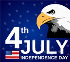 Aerobiology's 4th of July Hours and Shipping Exceptions