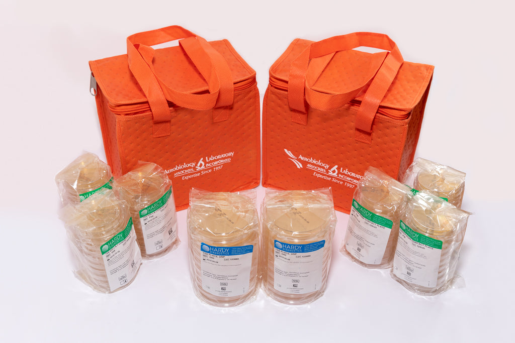 Compliance USP <797> Sampling Kits, Complex, Shipping Included