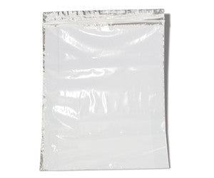 Zip-Bag 3 x 5 Clear, 1000/ea (4mL)