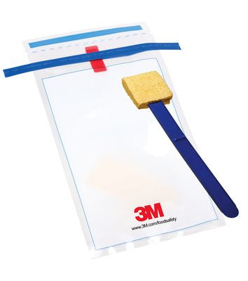3M™ Sponge-Stick with 10 mL Neutralizing Buffer (Pack of 25 sponges)
