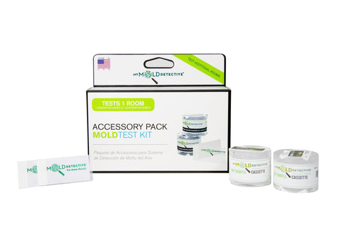 My Mold Detective Accessory Packs