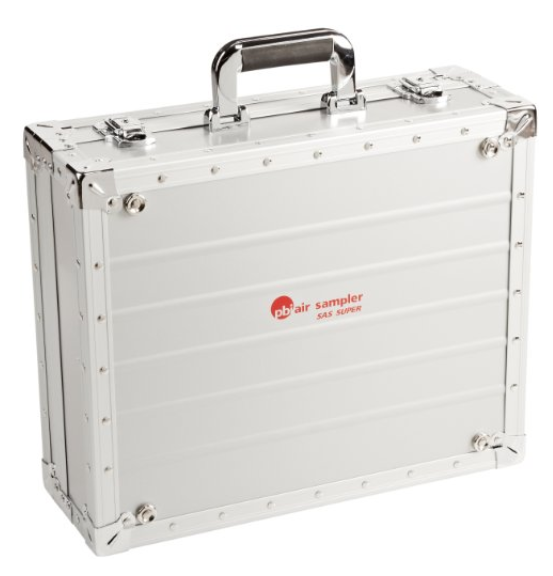 Aluminum Carrying Case for SAS Super 180, BioScience