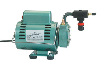 Zefon High Volume Rotary Vane Pump (2-3 day rental)